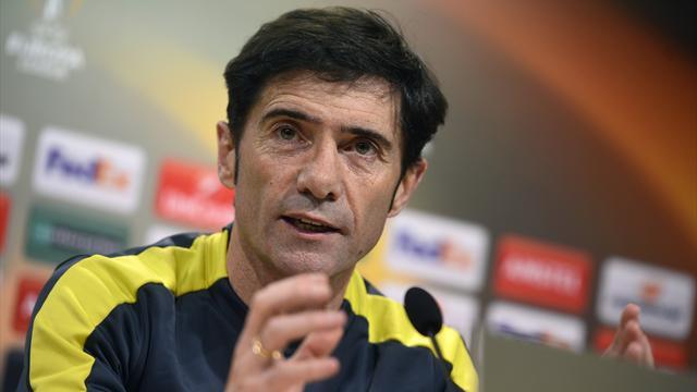 Club Villarreal anuncia despido de técnico Marcelino García Toral