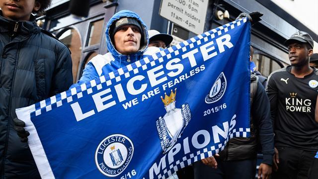 Andrea Bocelli et remise du trophée : Leicester s'apprête à vivre un samedi de légende