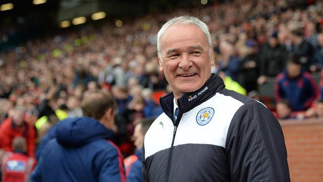 Pour Leicester, l'objectif sera le maintien selon Ranieri
