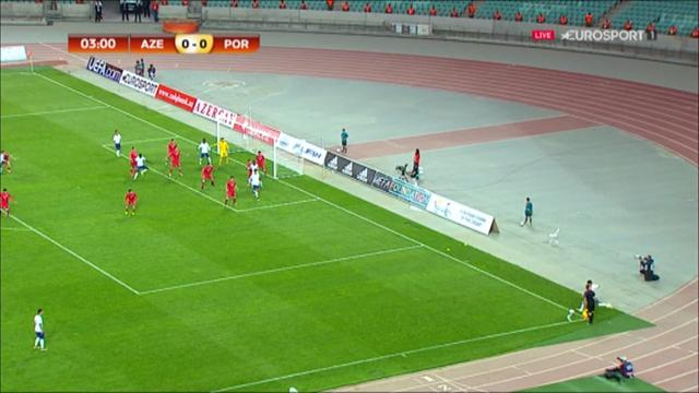 Portugal hit five against Azerbaijan at Euro U17s