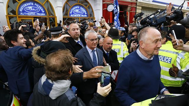 Breakfast Bulletin: Claudio Ranieri, Jermain Defoe, Andy Murray, Barcelona