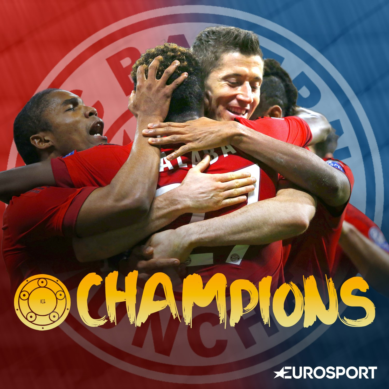 Visuel Bayern Champion