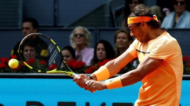 Así define el talento en el tenis Rafa Nadal