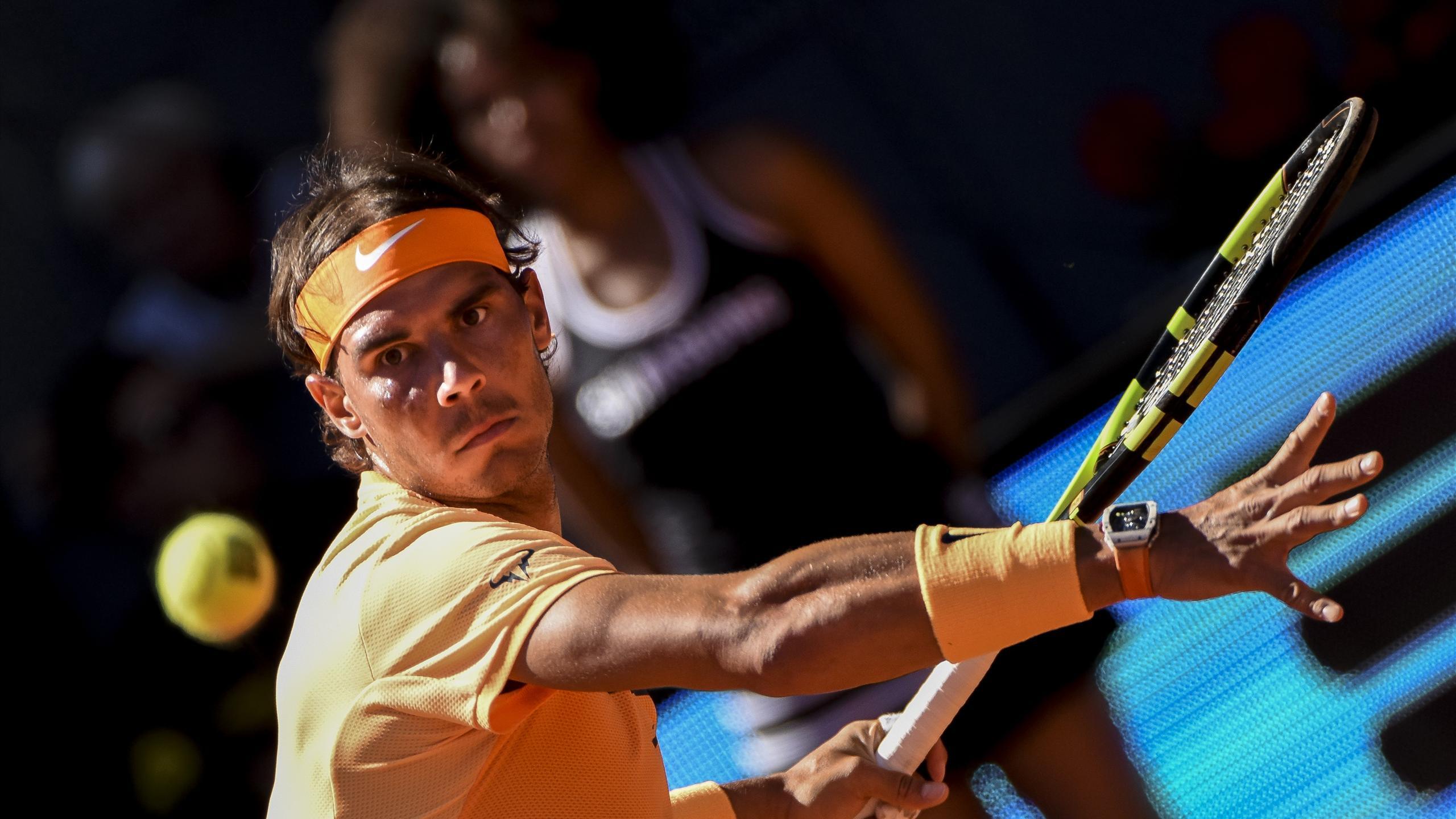 Rafael Nadal - Masters 1000 de Madrid