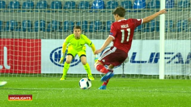 La France accrochée d'entrée par le Danemark (0-0) : le résumé