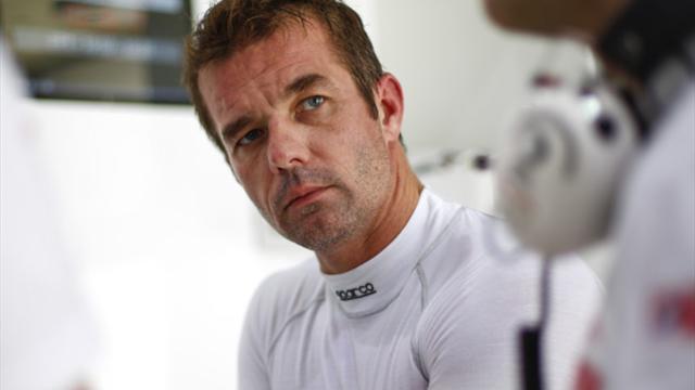 Loeb va retrouver le WRC et Citroën le temps d'une séance d'essais