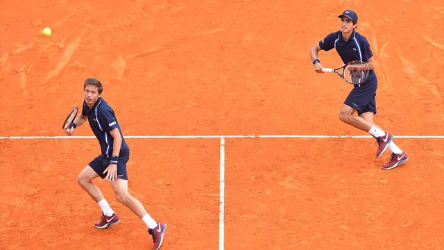 Après trois titres et 16 victoires de suite, la série du duo Mahut-Herbert est terminée