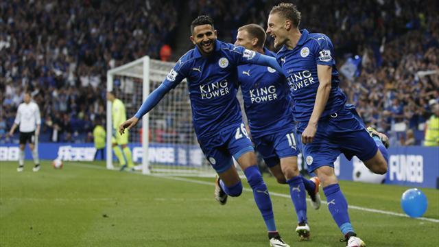 Leicester a dignement fêté son titre