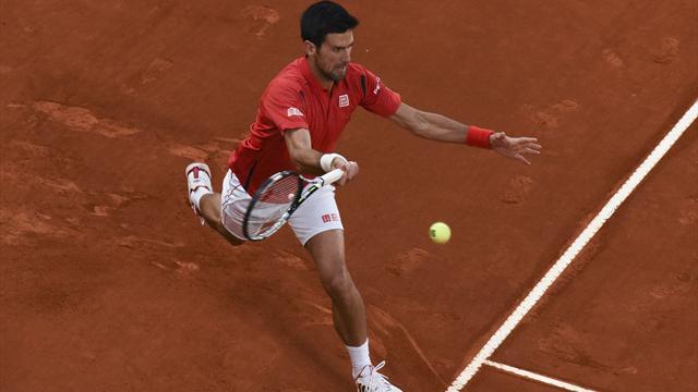 Djokovic a bien retrouvé le mode d'emploi sur terre battue