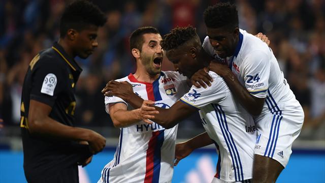 Lyon a dévoré Monaco et décroché le gros lot