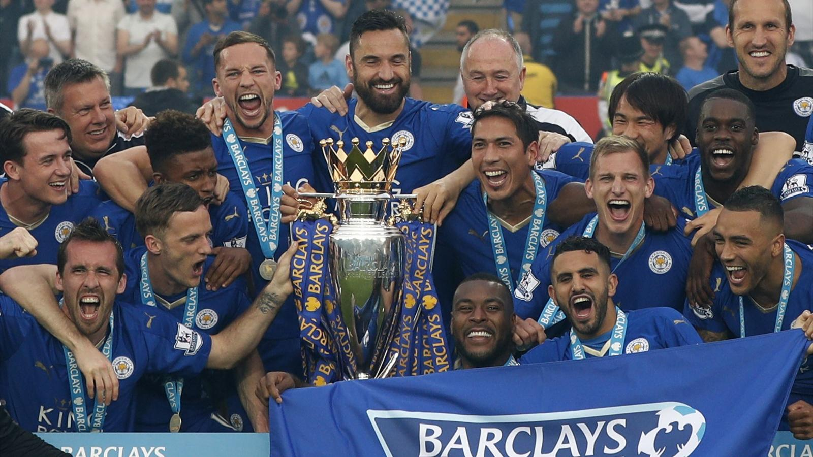 All the reaction to Leicester City's title win - Premier League 2015-2016 - Football - Eurosport UK