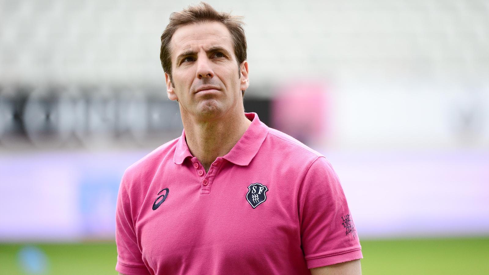 Gonzalo Quesada (Stade français) - 7 mai 2016