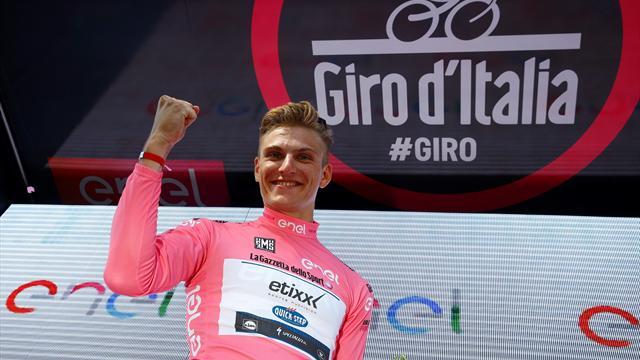 Deutsche Erfolge beim Giro: Alle Etappensieger und Träger des Rosa Trikots