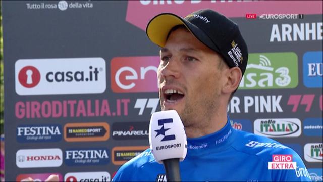 Maarten Tjallingii: 'Unbelievable' to race in front of home fans