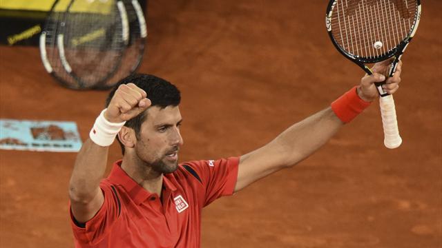 Djokovic a remis les pendules à l'heure