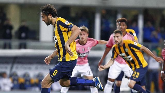 Le pagelle di Verona-Juventus 2-1 - Serie A 2015-2016 ...