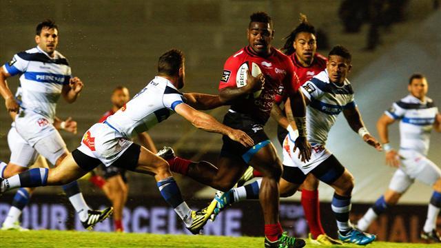 Même s'il a été laborieux, Toulon revient fort sur la deuxième place