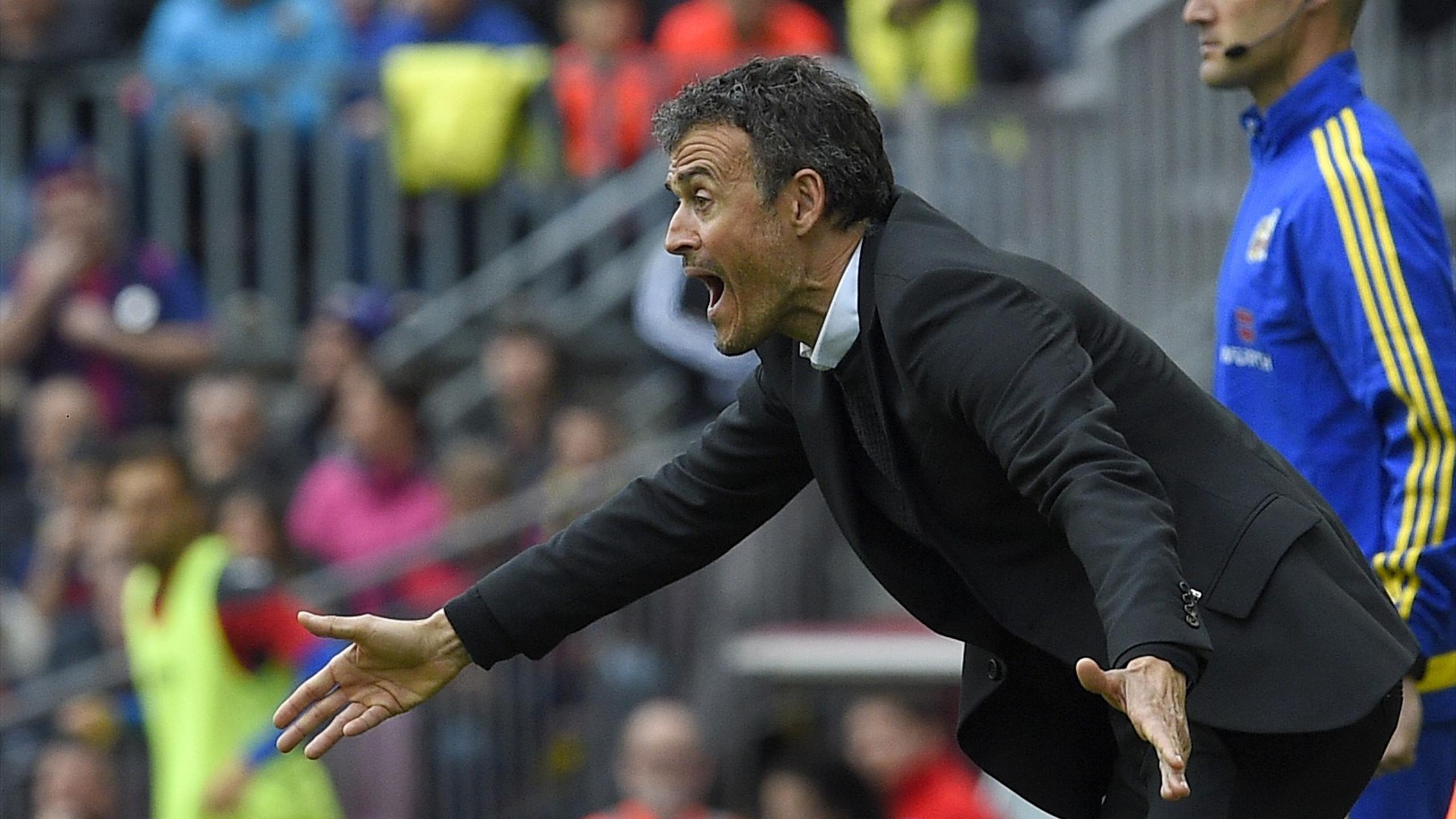 Luis Enrique (FC Barcelone)