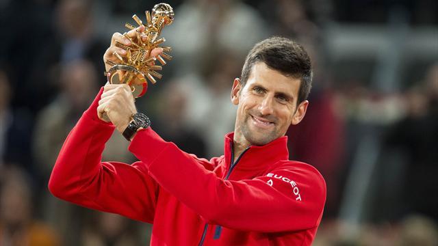 Désormais à hauteur de Borg et Sampras, Djokovic affole à nouveau les compteurs