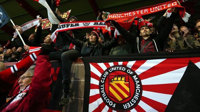 Bienvenue au FC United, le troisième club de Manchester