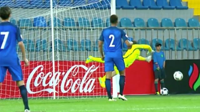 Défaits par les Anglais, les Bleuets sont dos au mur