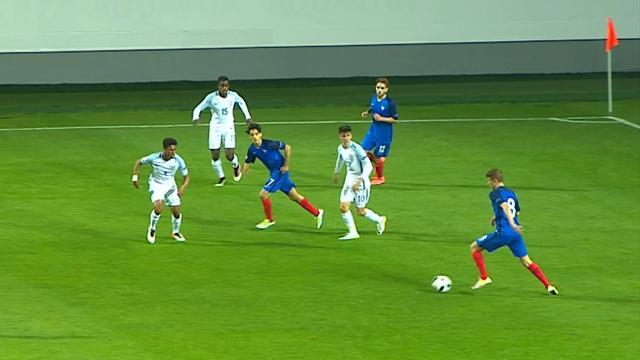 Dépassés défensivement, les Bleuets ont fait trop de cadeaux aux Anglais : le résumé du match