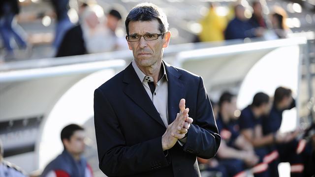 Troyes choisit Jean-Louis Garcia pour remonter en Ligue 1