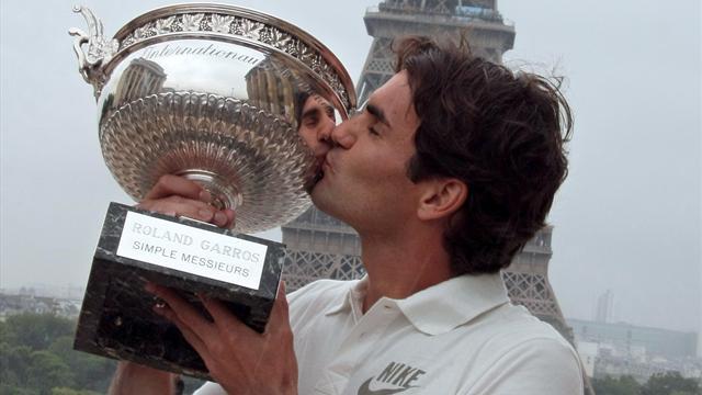 Le jour où… Roger Federer a dormi avec la Coupe des Mousquetaires