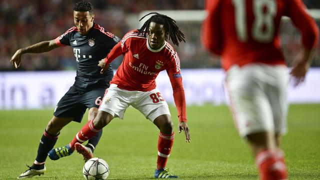 Renato Sanches signe au Bayern Munich pour 35 millions d'euros