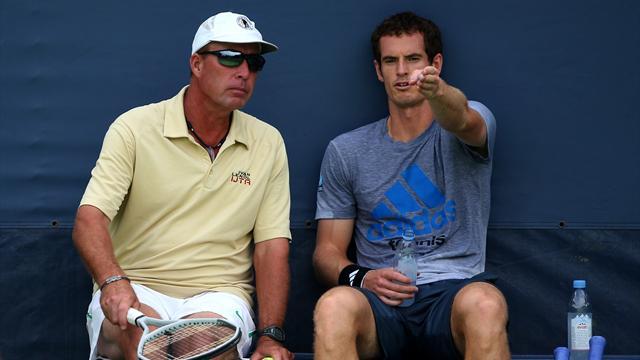 Murray et Lendl, c'est reparti pour un tour