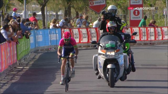 WATCH: Ulissi sprints to victory on Stage Four