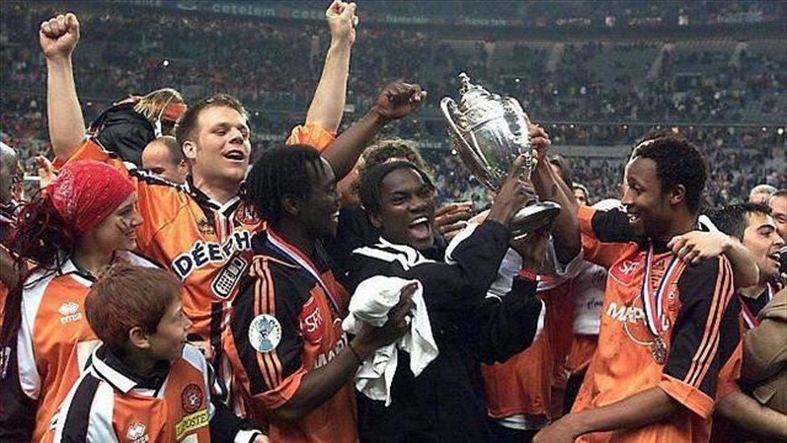 Video le jour o r mi gaillard a gagn la coupe de - Resultats coupe de france football 2015 ...