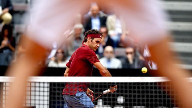 Pour son retour aux affaires, Federer a dompté Zverev