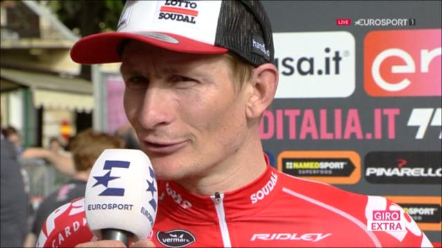 Andre Greipel: I went all early and gave it everything
