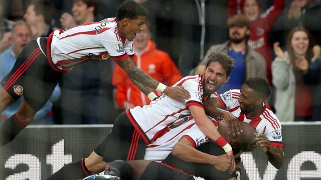 Sunderland envoie son grand rival de Newcastle en 2e division