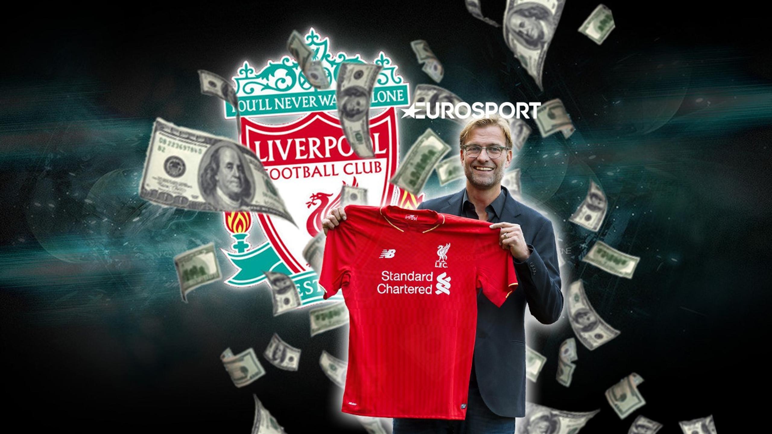 Klopp's €200m European transfer bonanza - Euro Papers