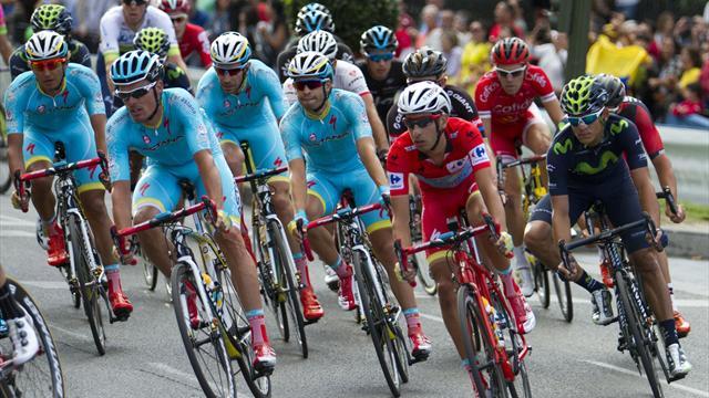 Генехтен выиграл 7-й этап «Вуэльты», Вальверде – третий