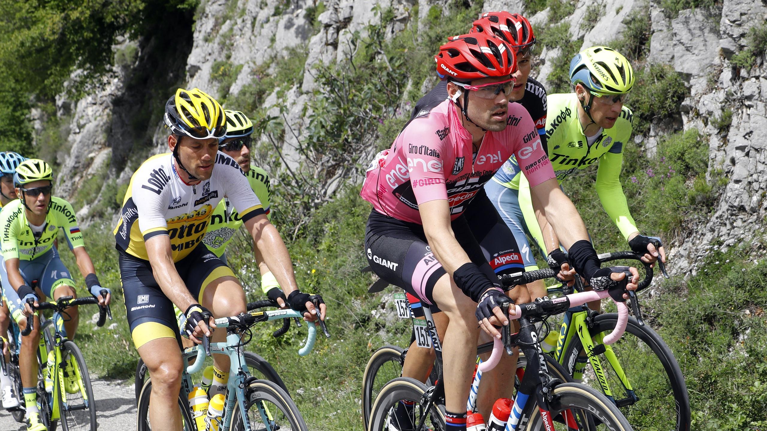 Tom Dumoulin (Giant-Alpecin) - Giro d'Italia 2016