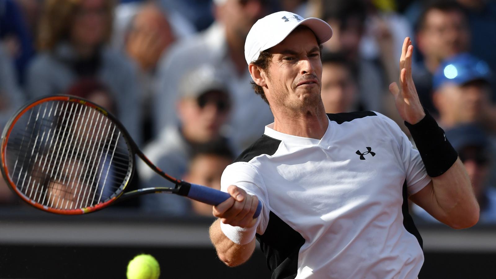 Murray beats Chardy to make Rome Masters quarter-finals - Tennis - Eurosport Australia