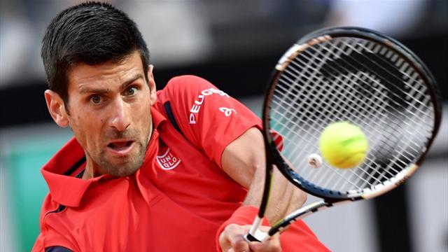 Djokovic a pris une bulle, mais il retrouvera bien Nadal pour un choc de titans