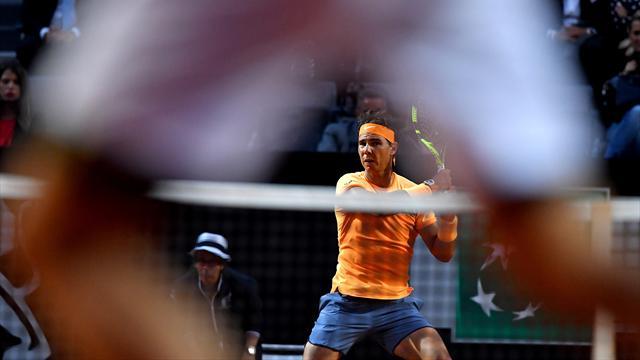 Retour prévu à Toronto pour Nadal