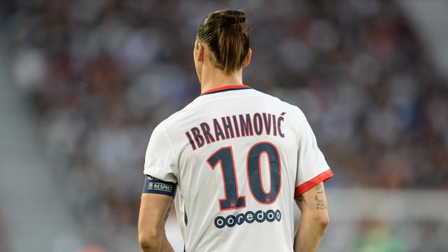 Ibrahimovic et le PSG, c'est terminé