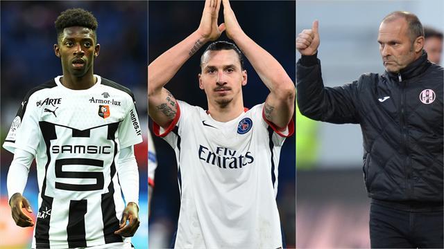 Les 9 bonnes raisons de suivre la Ligue 1 samedi