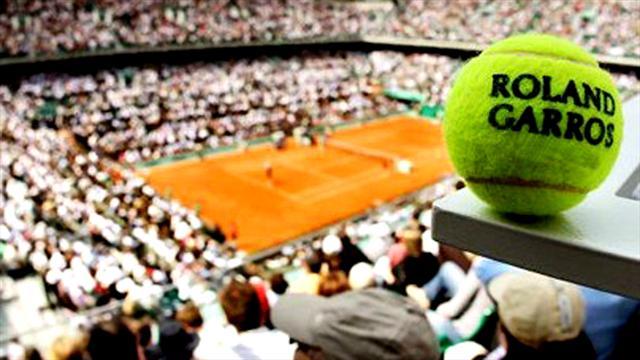 French Open LIVE - 15 Courts im Eurosport Player: Ab 16. Mai Quali, ab 22. Mai Hauptfeld