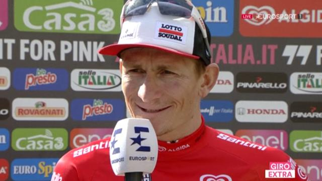 Andre Greipel: I thought it was too late starting my sprint