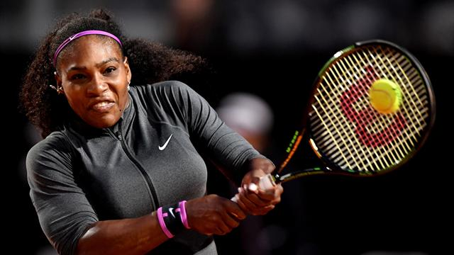 Finale americana a Roma: la Keys sfida Serena Williams