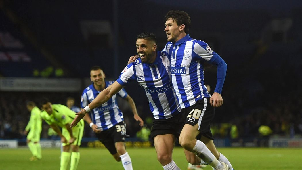 Wednesday put one foot in play-off final with win over