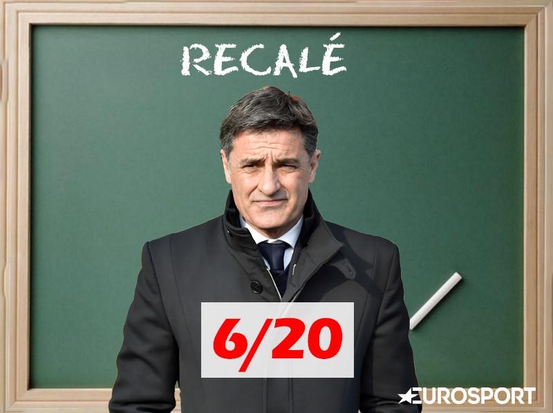 Recalé Michel (OM)