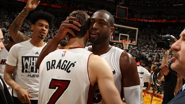 Miami Heat force Game 7 behind Goran Dragic