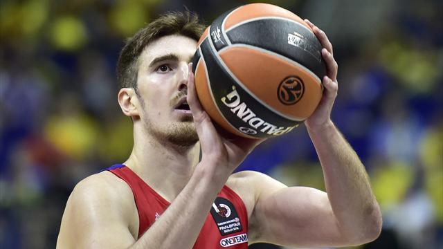Le CSKA et De Colo veulent affirmer leur mainmise sur l'Europe